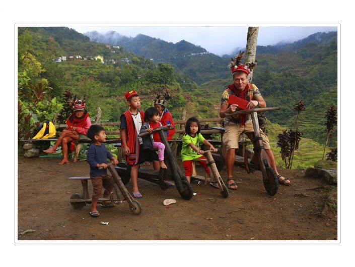 Международный детский фотопроект CONNECTING CHILDREN